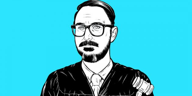 Judge John Hodgman on Wilderness Camping With a 9-Month-Old