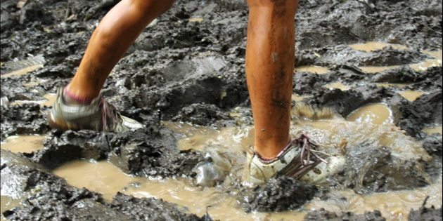 Hikers urged to stay off muddy trails in the Northeast