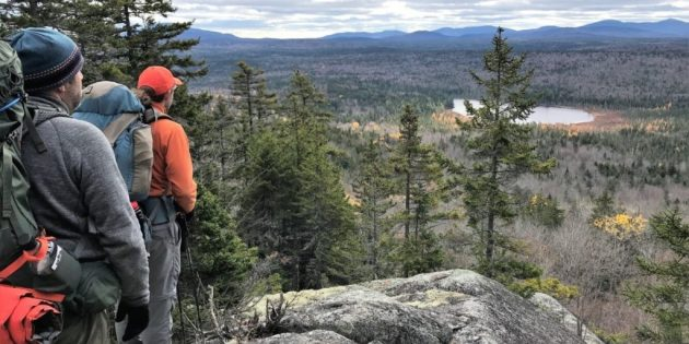 Hiking in Maine: Great Circle Trail is the state's newest backpacking route