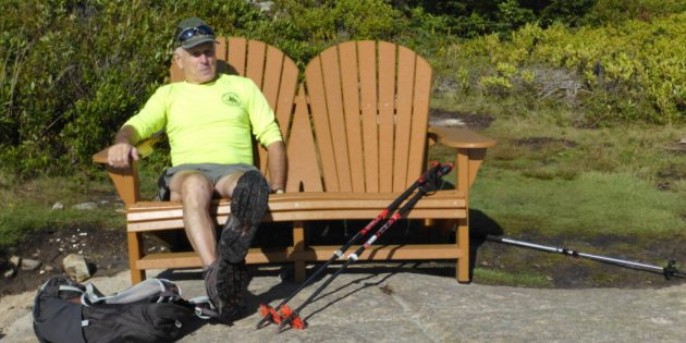 Ron Chase: Rehabbing on Down East hiking trails